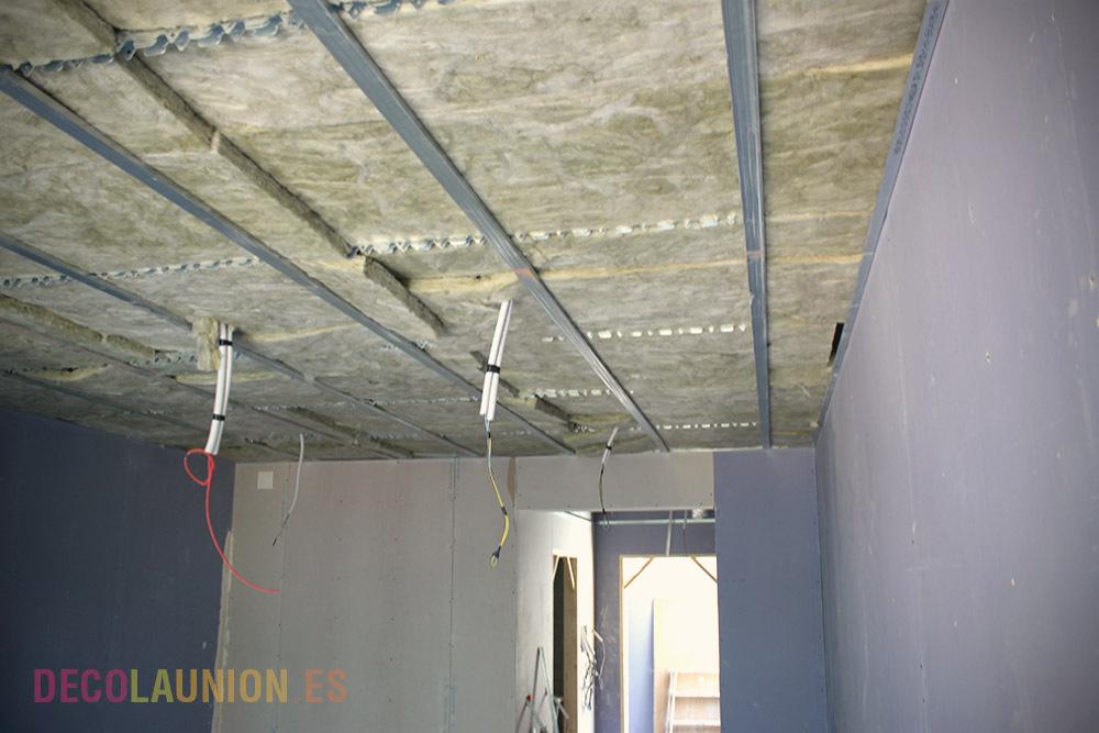 techos de yeso laminado