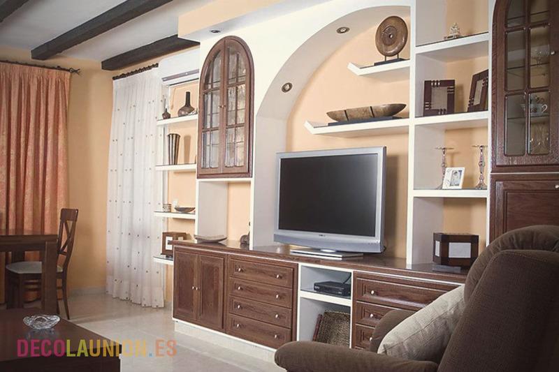 Muebles escayola obras d techos paneles escayola tienda for Muebles rey zamora